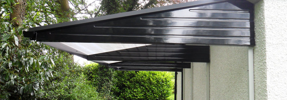 Cantilever Carports & Cantilever and Lean To Carports from SAS Shelters in Bedfordshire