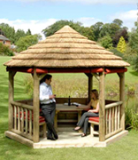 Wooden Gazebos - Suitable for Outdoor Classrooms and Learning Areas