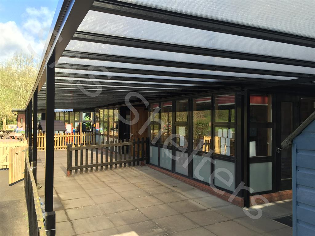 Hereford Canopy | SAS Shelters