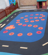 Soft Play Surface Graphics