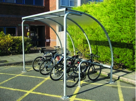 VS1 Cycle Shelter | SAS Shelters