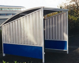 SAS Robust Cycle Shelter | SAS Shelters