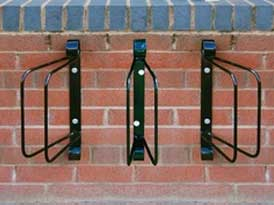 Wall Mounted Cycle Holder | SAS Shelters