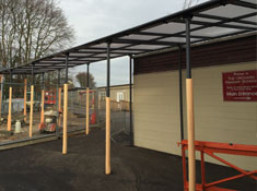Collaboration with Balfour Beatty at Orchard School