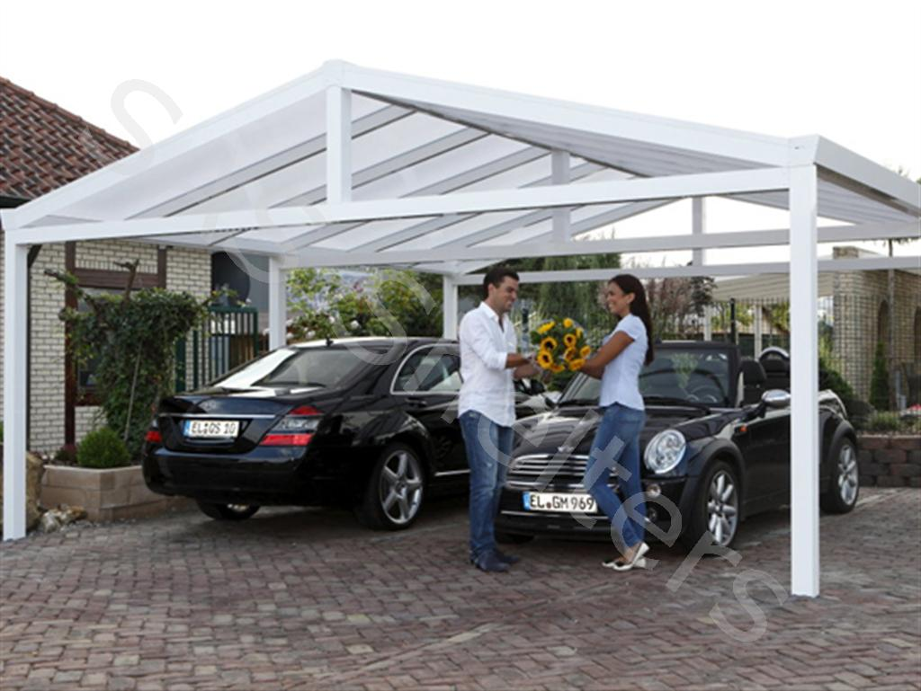 SAS Gable Roof Carport  | SAS Shelters