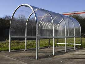Trolley Shelter | SAS Shelters