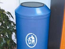 Micro Litter Bins | SAS Shelters